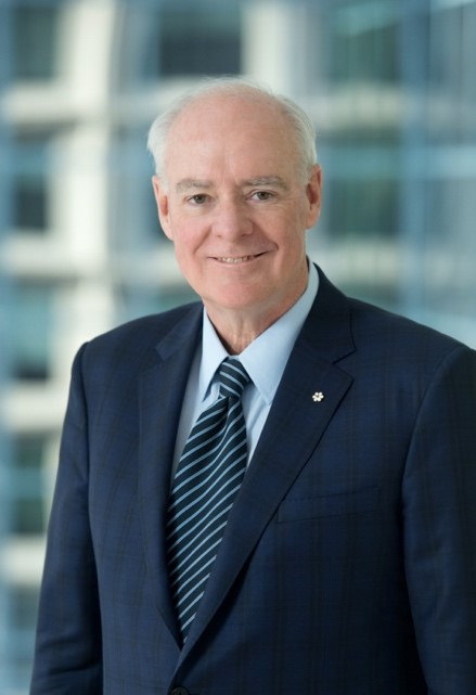 The Honourable Perrin Beatty